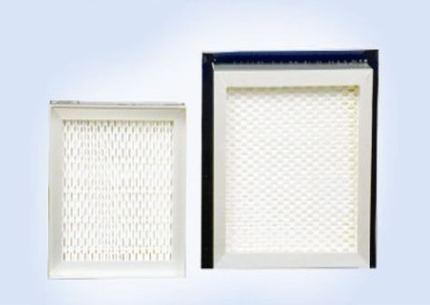 Board air filter (sump seal and turret style)