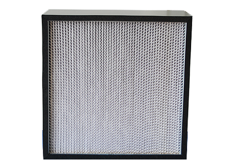 Aluminum HEPA filter (290 type)
